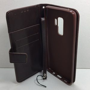 Leather Samsung Galaxy S9 Plus Wallet